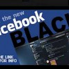 Facebook's New Scam, Facebook Black is Not a Real Thing, Be Aware of It