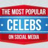 Most Popular Top 10 Celebrities on Faccebook