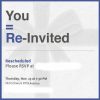 Facebook Sends Re-Invitations to Press for Its Gift Service Event Scheduled on November 15